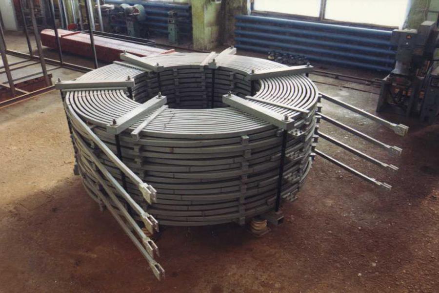 Реактор отсоса тяговых тяговых подстанций