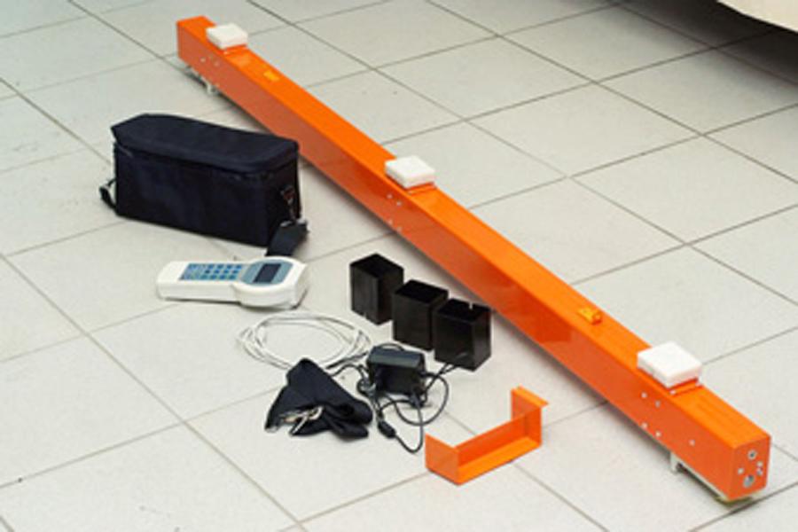 Устройство дистанционного измерения параметров контактной сети