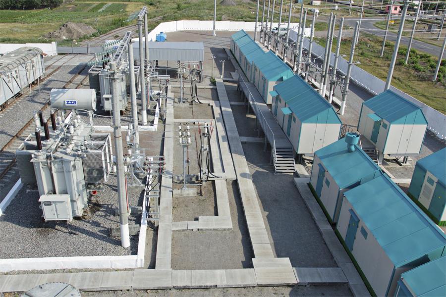 Строительство и реконструкция объектов электроснабжения «под ключ»