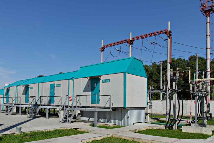 Тяговые подстанции постоянного тока модульного исполнения типа ТПМ-ГТ