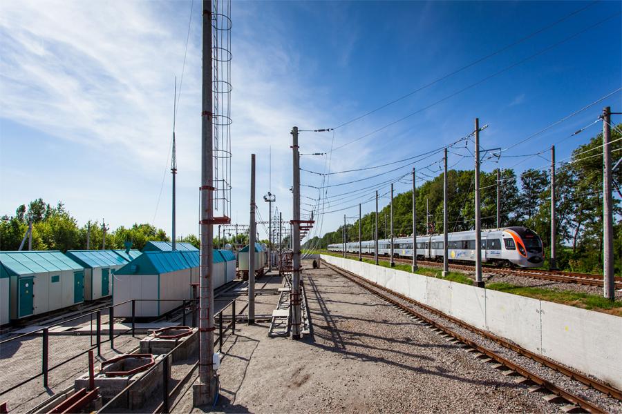 Оборудование для железных дорог